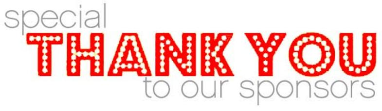 Image result for Thank you for being our sponsor
