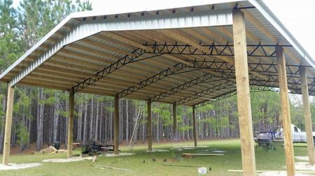 types of steel trusses explained - Metal Roof Trusses