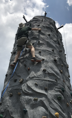 Portable Rock Wall Rentals Chattanooga
