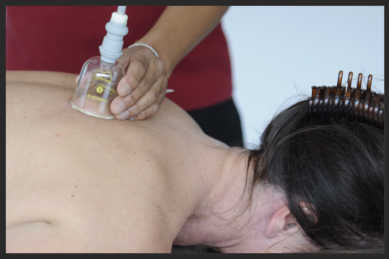 Integrated Cupping, Glass cupping, Fargo Massage, Theraputic