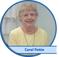 Carol Pettie a customer of All Clear Hearing Centers.