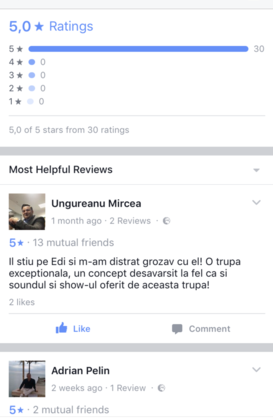 REVIEW TRUPA UNIK ORCHESTRA