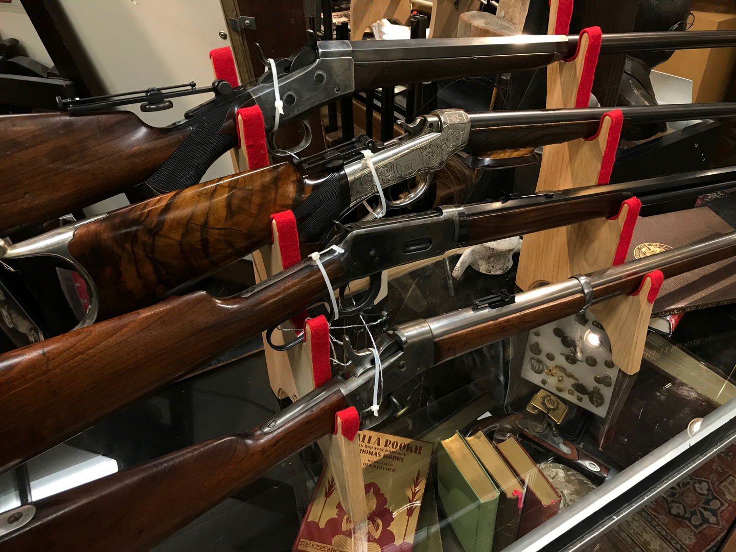 The Antique Gallery - Antiques, Firearms, Firearms For Sale
