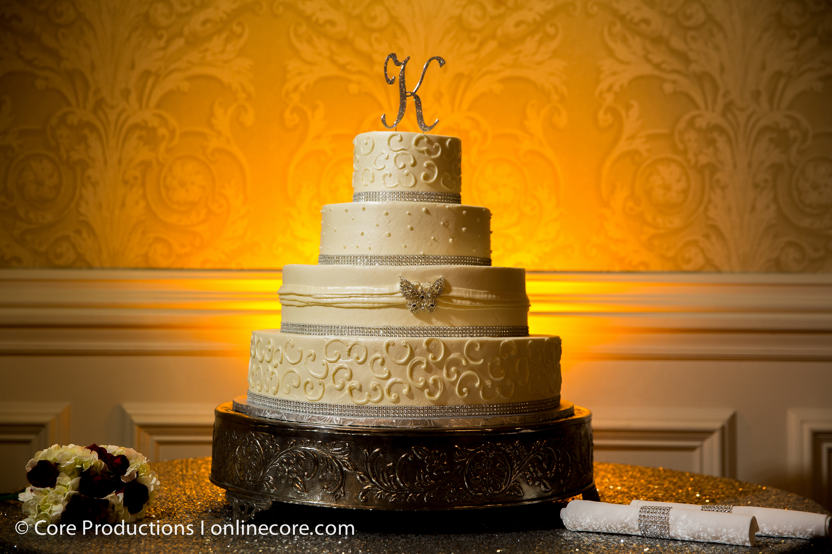 Wedding Cakes Gallery