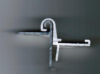 Hinges & Aluminum Trim