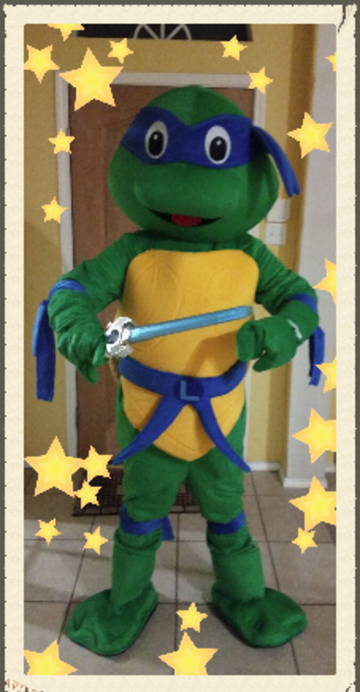 character for kids party