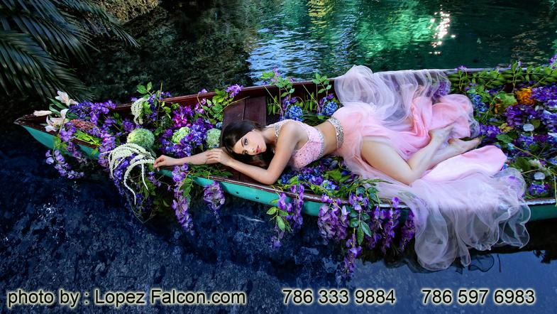 Canoe Quinceanera Arabian Theme Moroccan Quinces miami Photography Quinces Video Arabian Quinceanera Dresses Miami