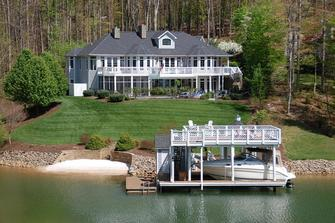 Search by all waterfront homes for sale at Smith Mountain Lake
