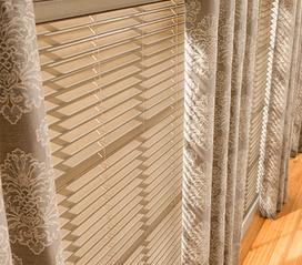 VOOM window fashion wood blinds