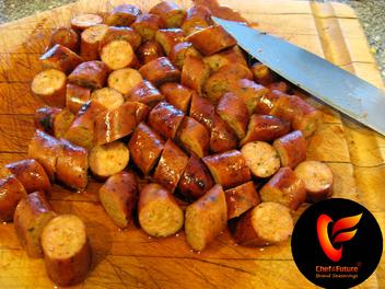 Andouille Sausage Bite Size-Chef of the Future-Your Source for Quality Seasoning Rubs