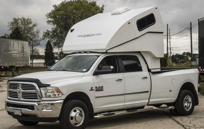 zoom room - sleeper, truck camper, rv campers