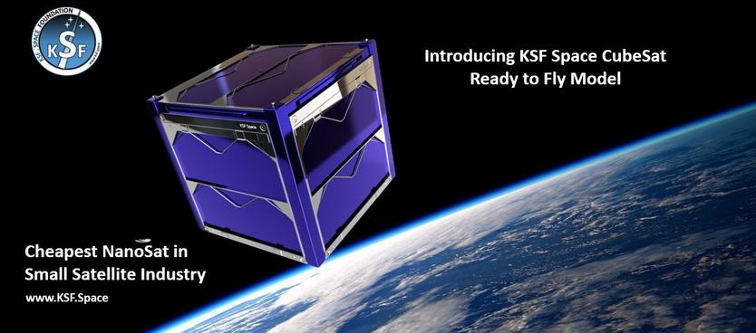 Cheap CubeSat NanoSatellite