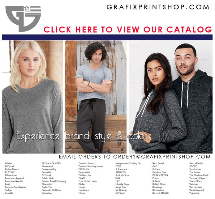 Grafix Clothing Catalog 1