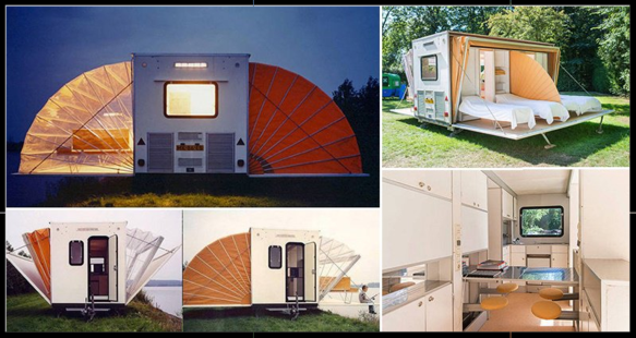 the markie collapsible camper images