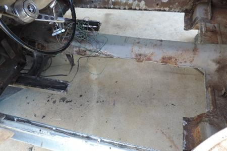 1964 mustang floor pan replace for 1950 ford floor pans