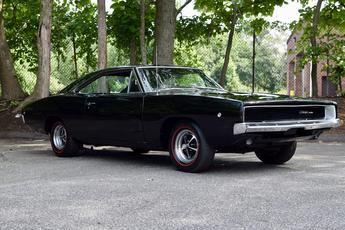 68 Dodge Charger 440