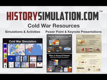 The Cold War Resources
