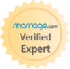 marriage.com badge