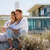 Roofing for Beach House | Wilmington NC Happy Couple