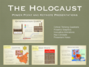 WWII The Holocaust History Presentation