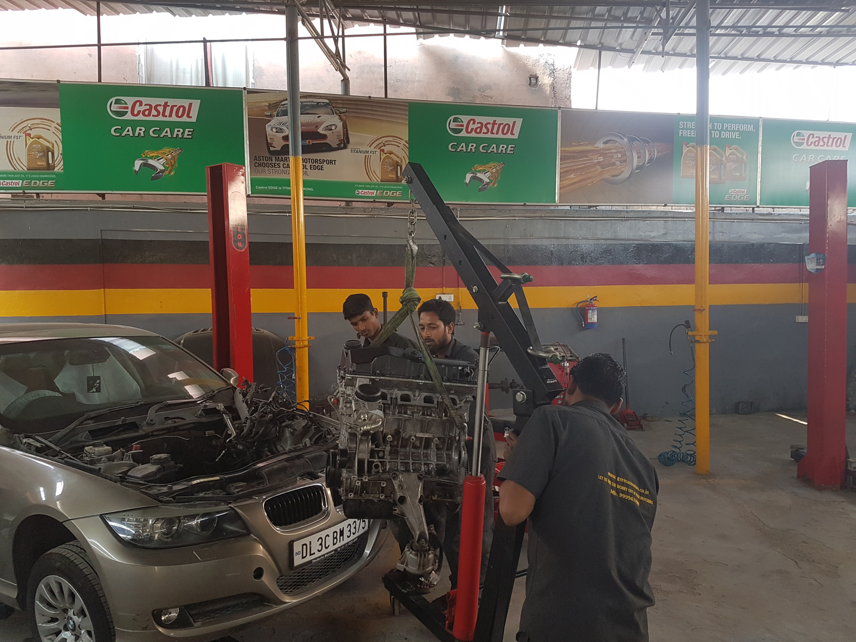 Mercedes Bmw Audi Volkswagen Skoda Landrover Jaguar Car Repair - Audi car repair