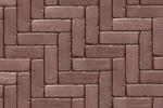 Unilock Concrete Paver Copthorne Color Burgundy Red