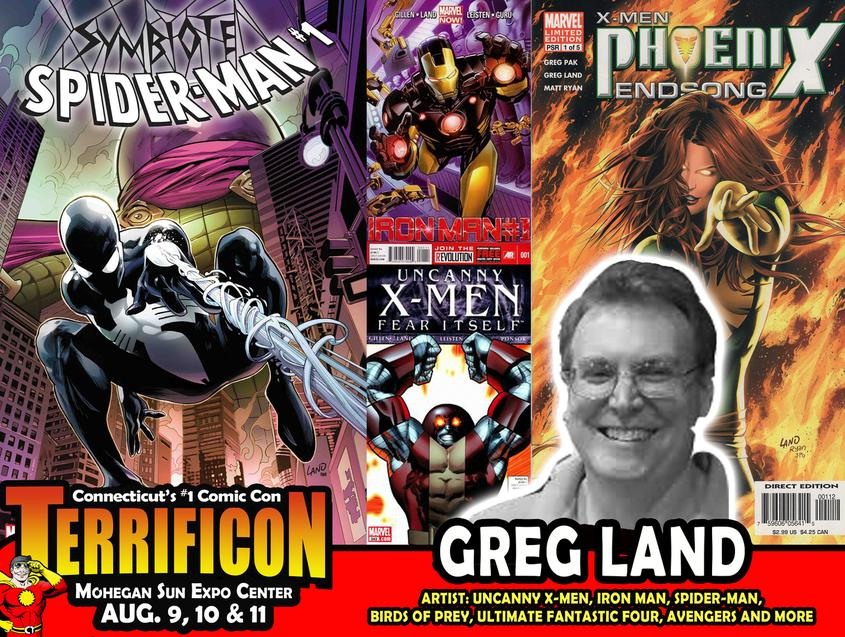 GREG LAND TERRIFICON