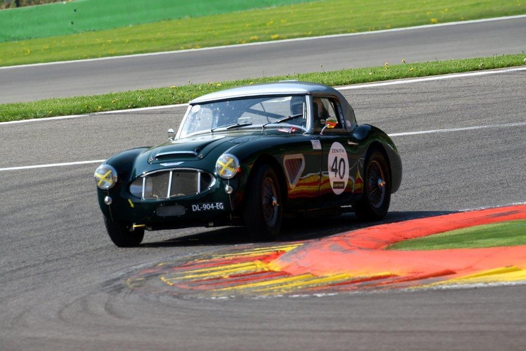 1960 オースチンヒーレー 3000