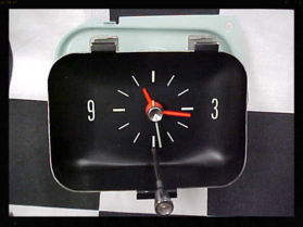 1967 Chevy Chevelle Clock