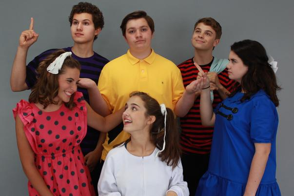 You're A Good Man Charlie Brown Cast