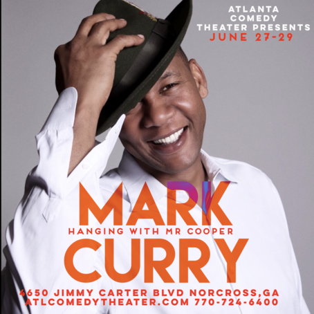 mark curry Atlanta comedy punchline comedy oak lounge live uptown comedy