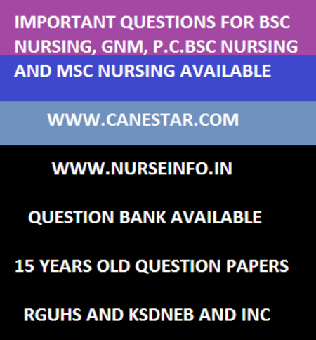 gnm child health nursing second year important questions