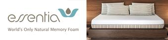 Essentia Organic Hyopallergenic Mattresses and Pillows, Better Sleep, Discount Code FYZ017
