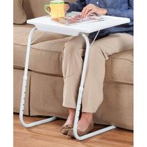 mart Table Mate Foldable Table Folding Tablemate Adjustable Tray