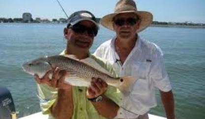 Captain jason burton for Fly girl fishing charters