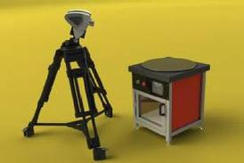 Tools used during 3D scanning services in Los Angeles, CA.