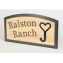 Ralston Ranch sign