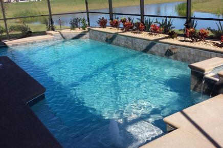 Swimming Pool Builders Brevard County Fl Rockledge Melbourne Fl