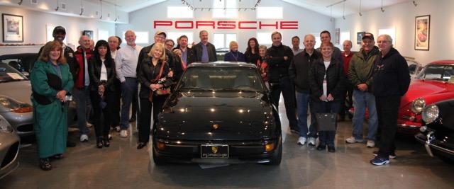 Past Events - Arroway chevrolet car show