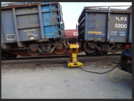 HN-DL3500 In Train Jack with 35 Ton Capacity narrow rail car jacking system train jack train maintenance train jack train maintenance rail car maintenance equipment rail car jacking equipment In Train Jack