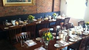Backyard Bistro Restaurant home | the navy yard bistro | charlestown, massachusetts
