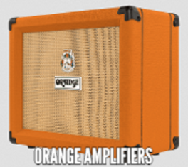 orange amplifiers amps