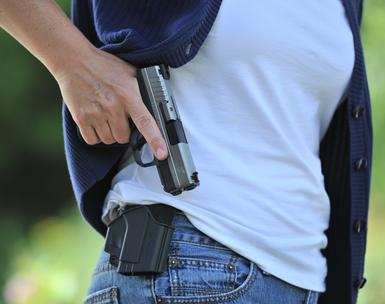 Concealed Carry Pistol Shooting Skills Course