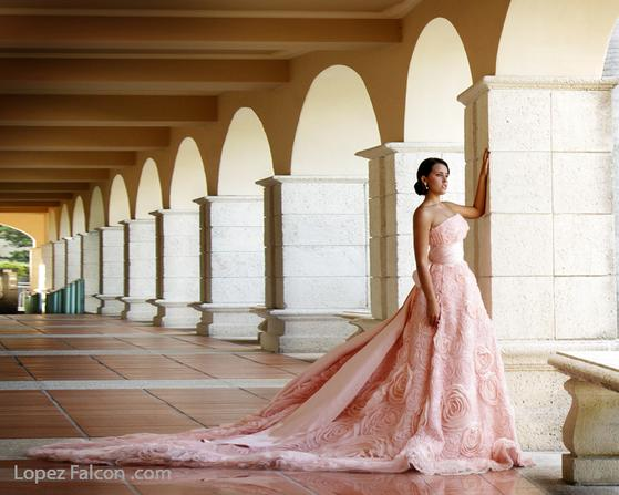 quinces dresses miami arabian