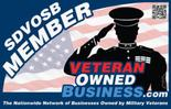 SDVOSB member veteran owned small family business