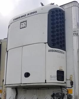 LIFETIME COMPLIANT RYPO FILTER ON 2007 UTILITY TRAILER WITH THERMO KING REEFER UNIT