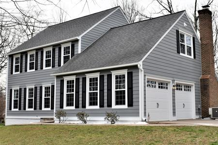 Gray Slate Hardie Siding Contractors Reston, MD