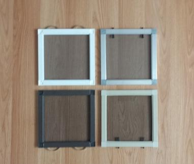 Photo of custom window screens