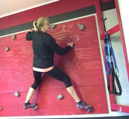 J.C. Fit provides both personal training and a 24 hour access gym
