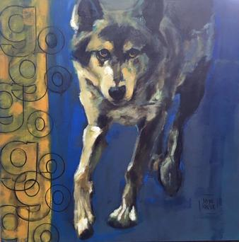 The Natural Accents Gallery of Taos, Featuring Rebecca Mannschreck - Mixed Media Artist